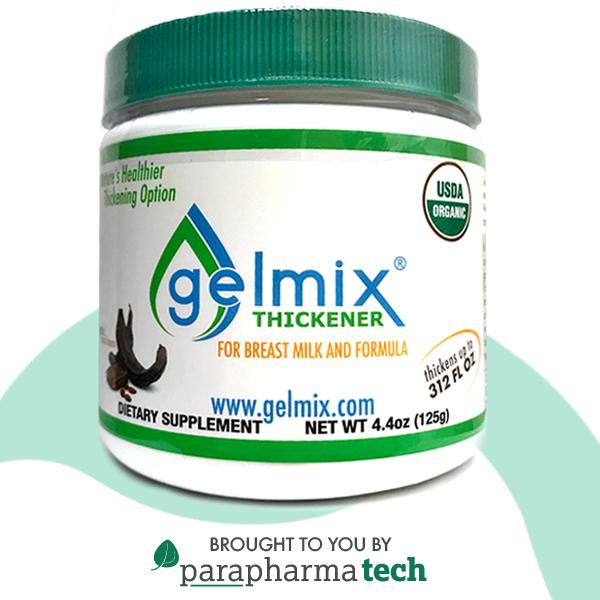 Gelmix Thickener Retail Jar